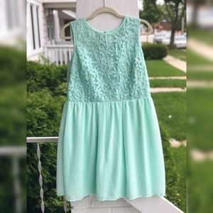 Gently used summer dress, Xhilaration, LG
